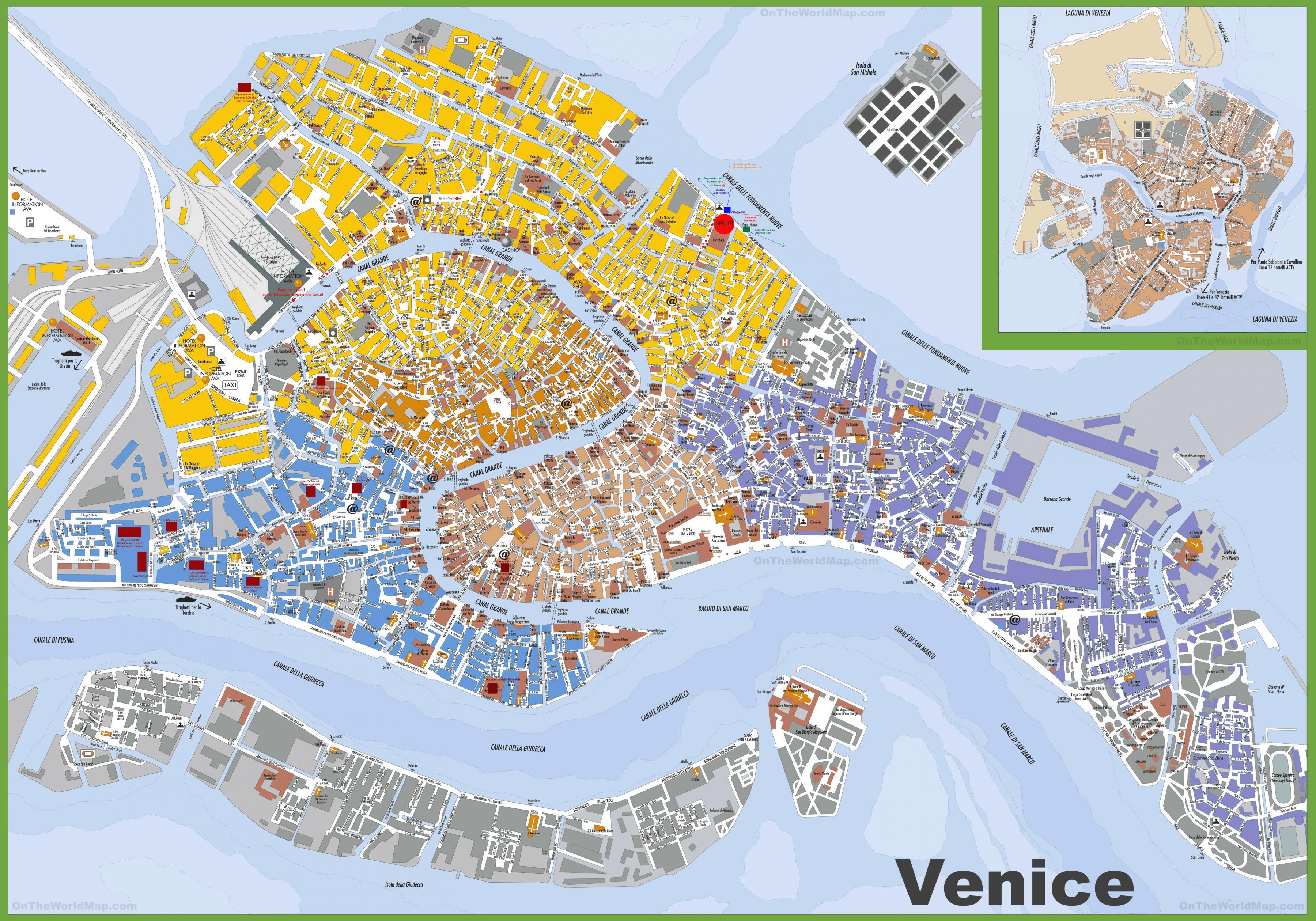 Venice city map - Venezia city map (Italy) on city map of kahoolawe, city map of bolivia, city map of estonia, city map of the netherlands, city map of slovenia, city map of libya, city map of tanzania, city map of myanmar, city map of the carolinas, city map of bosnia and herzegovina, city map of kuwait, city map of slovakia, city map of antigua, city map of latin america, city map of aruba, city map of tuscany, city map of bahrain, city map of mesopotamia, city map of luxembourg, city map of holland,