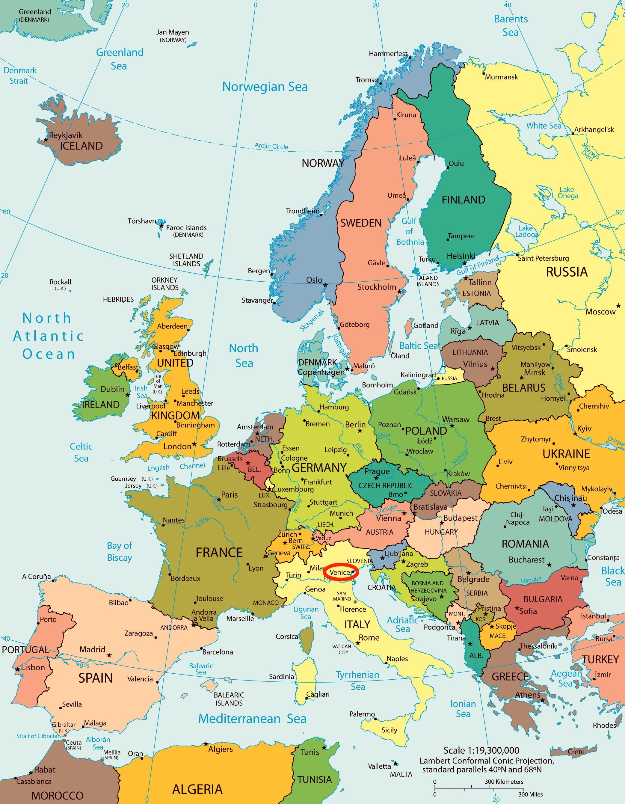 Calais Europe Map.Venice Map Europe Map Of Venice Map Europe Italy